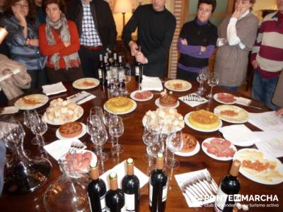 Visita enológica a Peñafiel – Ribera del Duero; singles madrid viajes